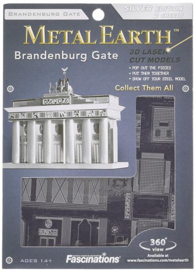 Metal Earth - Brandenburger Tor