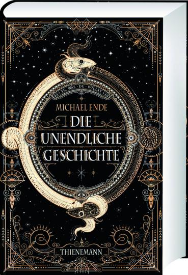 Michael Ende. Die unendliche Geschichte.