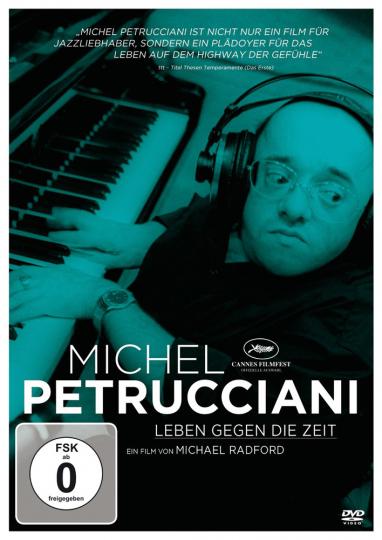 Michel Petrucciani. Leben gegen die Zeit. DVD.