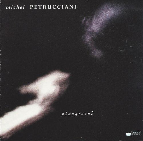 Michel Petrucciani. Playground. CD.