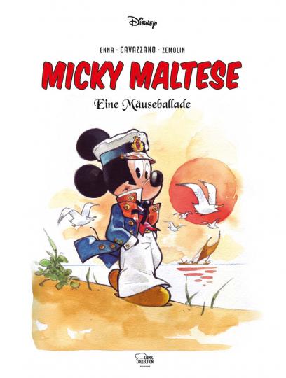 Micky Maltese. Eine Mäuseballade.