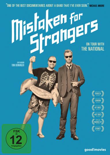 Mistaken for Strangers. DVD.