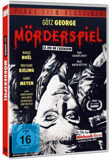 Mörderspiel. DVD.