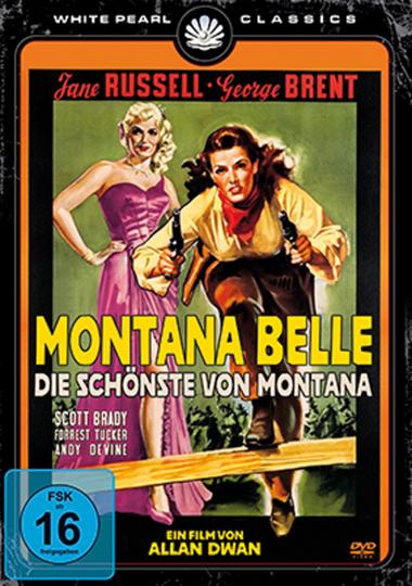 Montana Belle - Die Schönste von Montana DVD