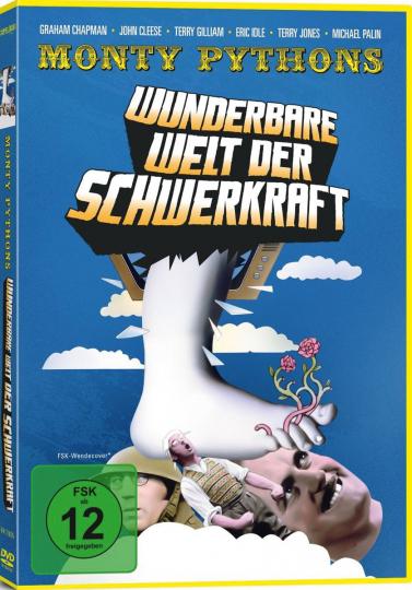 Monty Python's wunderbare Welt der Schwerkraft. DVD.