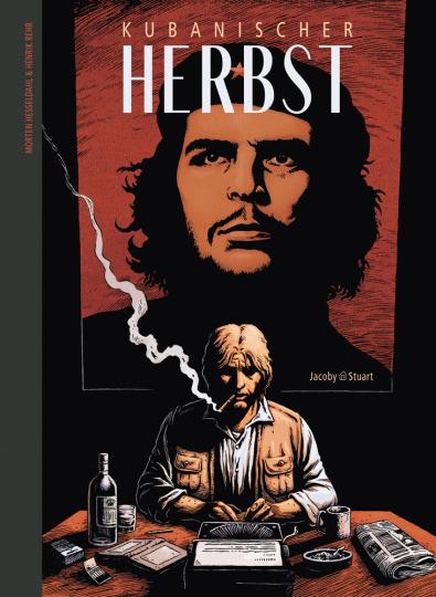 Morten Hesseldahl. Kubanischer Herbst. Graphic Novel.