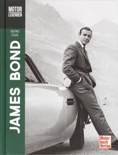 Motorlegenden. James Bond.