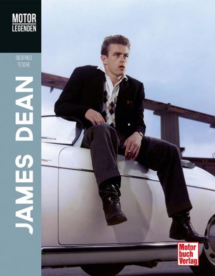 Motorlegenden. James Dean.
