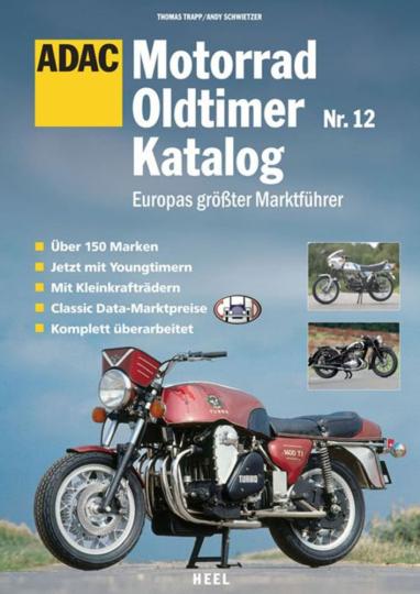 Motorrad Oldtimer Katalog Nr. 12