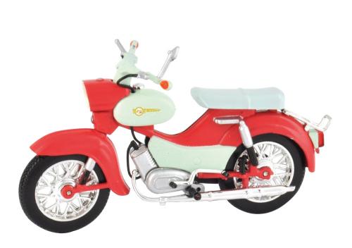Motorrad Simson Star DDR - Modell 1:24