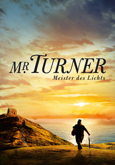 Mr. Turner. Meister des Lichts. DVD.