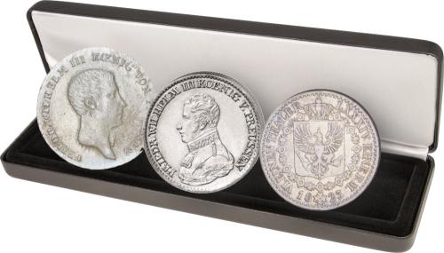 Münzset Friedrich Wilhelm III.