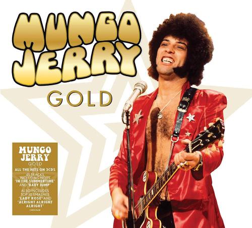 Mungo Jerry. Gold. 3 CDs.