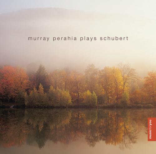 Murray Perahia plays Schubert. CD.