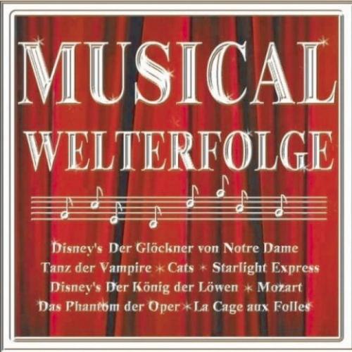 Musical Welterfolge. 2 CDs.