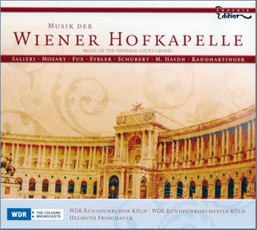 Musik der Wiener Hofkapelle CD