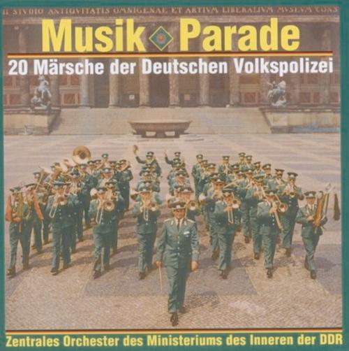 Musikparade CD