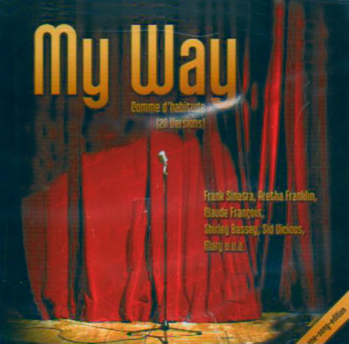 My Way - One-Song-Edition CD