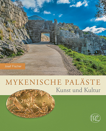 Mykenische Paläste. Kunst und Kultur.