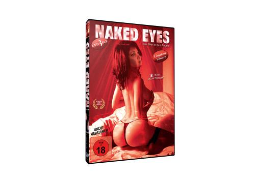 Naked Eyes. 3 DVDs.