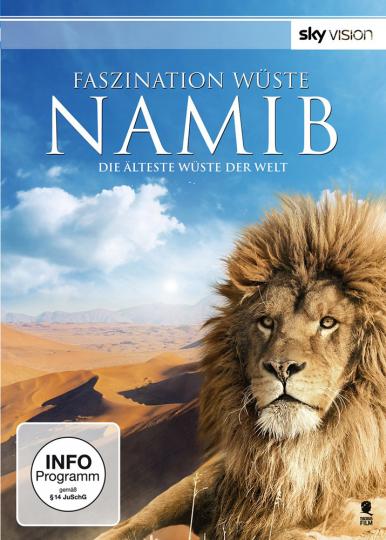Namib - Die älteste Wüste der Welt DVD