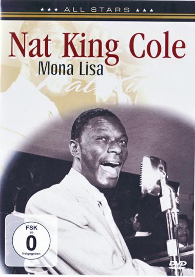 Nat King Cole , Mona Lisa In Concert DVD