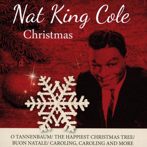 Nat King Cole. Christmas. CD.