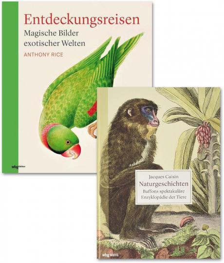 Naturwelten. 2 Bände.