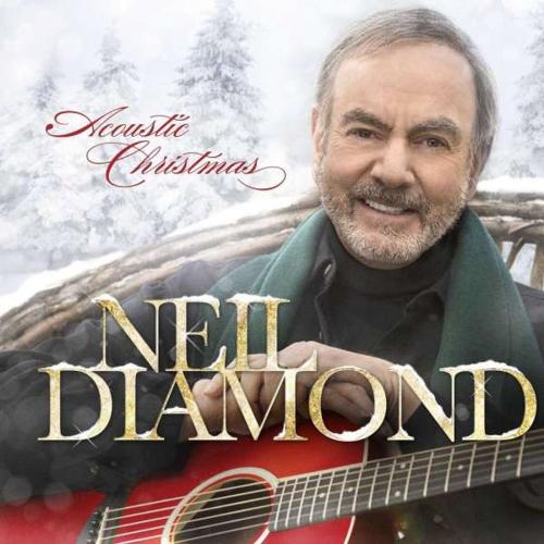 Neil Diamond. Acoustic Christmas. CD.