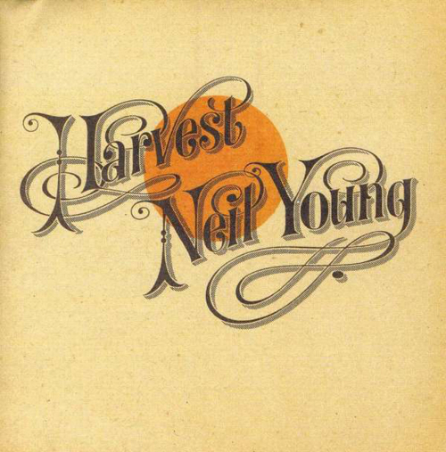 Neil Young. Harvest (Remastered). CD.
