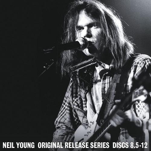 Neil Young. Original Release Series Discs 8.5 - 12 (Volume 3). 5 CDs.