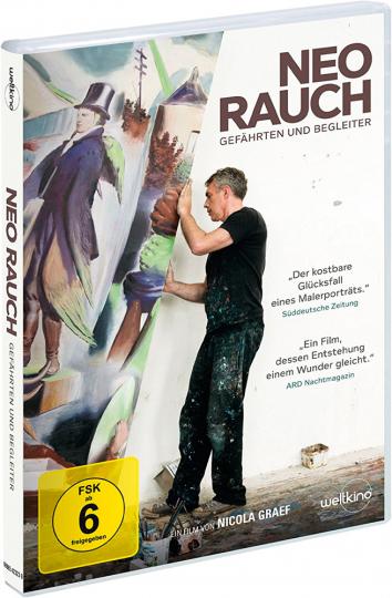 Neo Rauch. Gefährten und Begleiter. DVD.