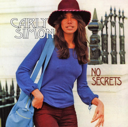 Carly Simon. No Secrets. CD.
