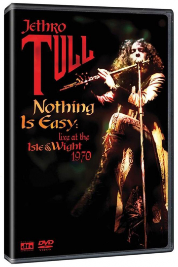 Nothing is easy – live DVD