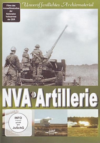 NVA Artillerie DVD