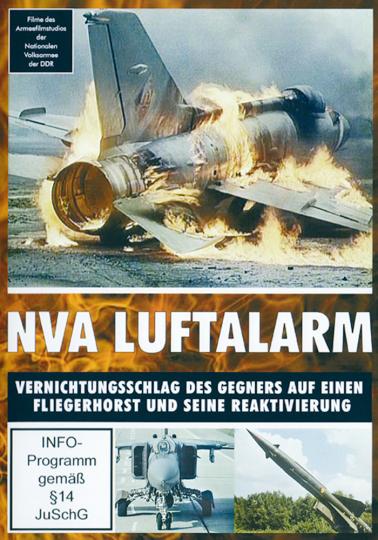 NVA-Luftalarm DVD