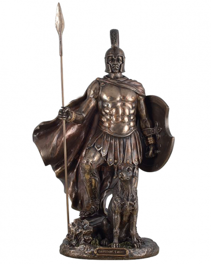 Odysseus und sein Hund Argos