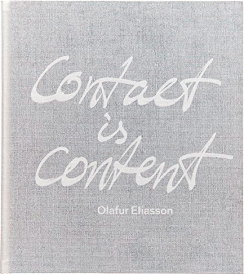 Olafur Eliasson. Contact is Content.
