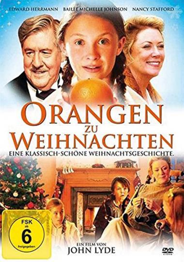 Orangen zu Weihnachten. DVD.