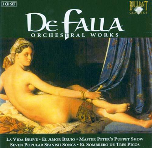 Orchesterwerke 3 CDs