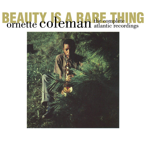 Ornette Coleman. Beauty Is A Rare Thing: The Complete Atlantic Recordings. 6 CDs.