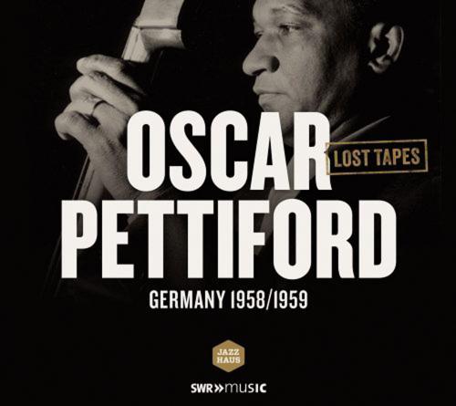 Oscar Pettiford. Lost Tapes. German 1958/1959. CD.