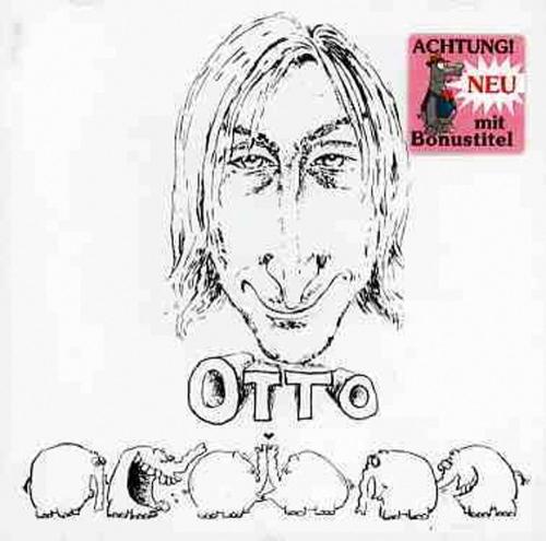 Otto. Otto. CD.