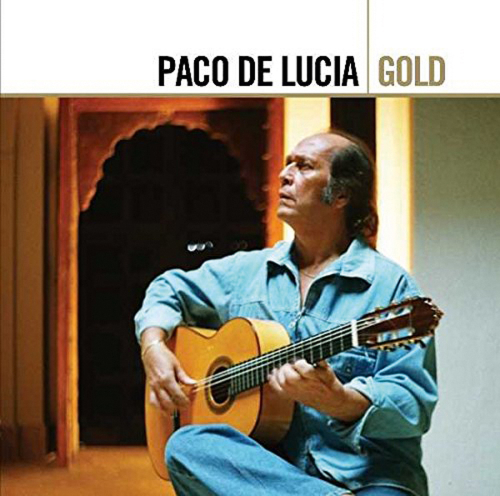 Paco de Lucia. Gold. 2 CDs.