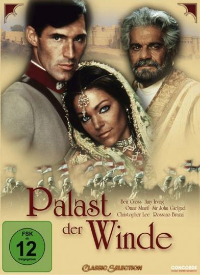 Palast der Winde 3 DVDs