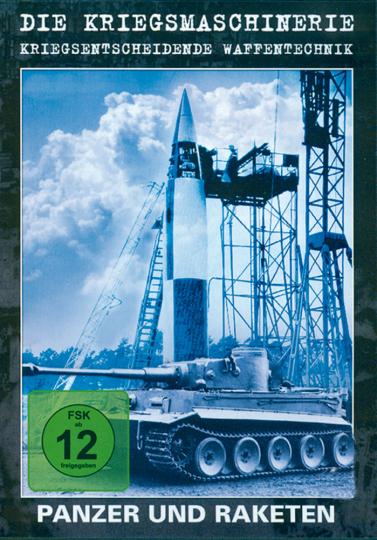 Panzer und Raketen DVD