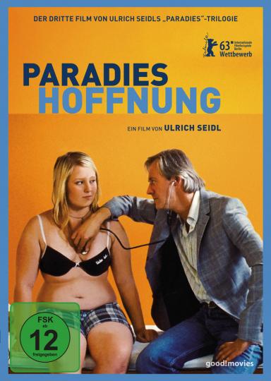 Paradies: Hoffnung. DVD.