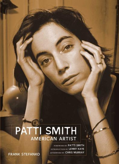 Patti Smith. American Artist. Book About Music.