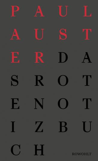 Paul Auster. Das rote Notizbuch. Wahre Geschichten.