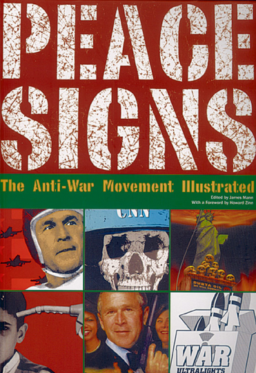 Peace Signs - The Anti-War Movement Illustrated